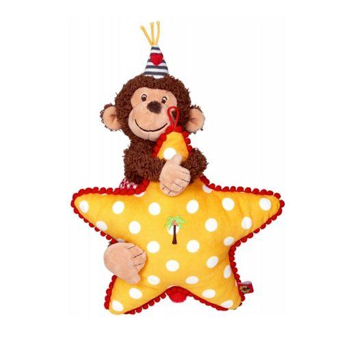 Die Spiegelburg - Spieluhr Baby Glück Affe