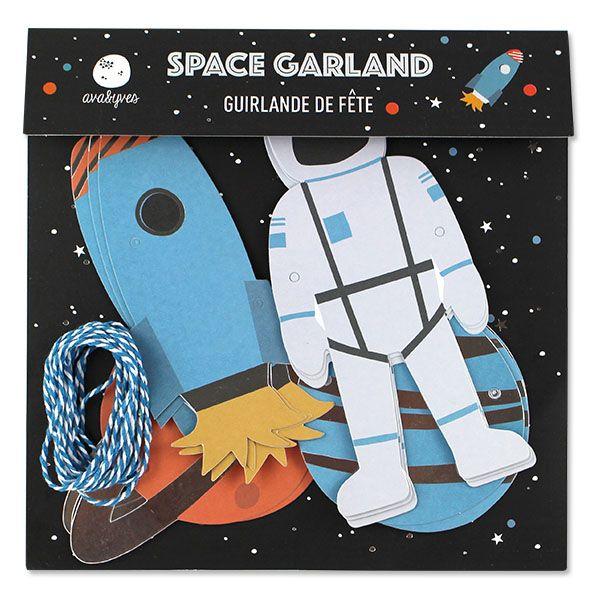 "AVA&YVES - Girlande - ""Space"""