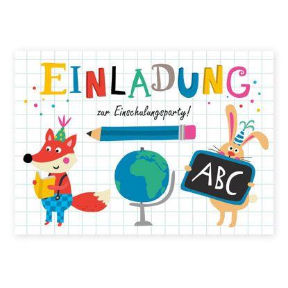 Grätz Verlag - Einladungskarten Einschulung