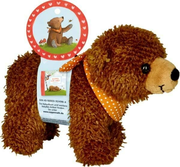 Die Spiegelburg - Kuscheltier BabyBär Wilson