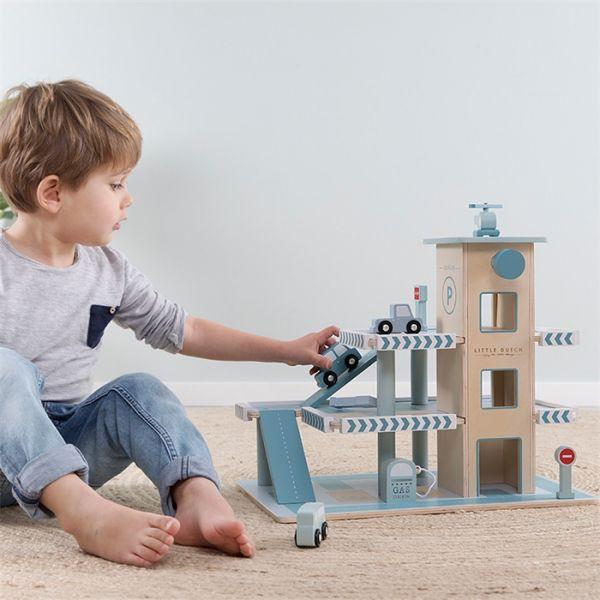 Little Dutch - Kinder-Autowerkstatt