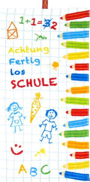 Die Spiegelburg - Zauberhandtuch Schule