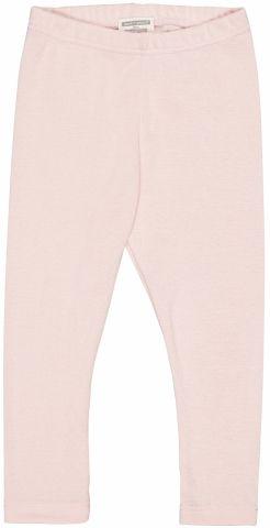 loud + proud - Leggings uni rosé 100% Baumwolle kbA