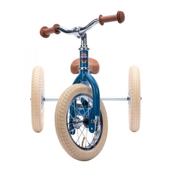 Trybike Steel - Dreirad/ Laufrad Vintage blue