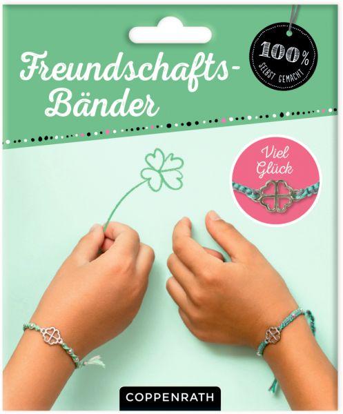 """Coppenrath - Freundschaftsbänder / Armband """"Viel Glück"""" (100% selbst gemacht)-Copy"""