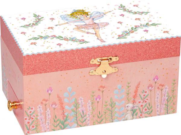 Die Spiegelburg - Spieluhr Lillifee Ballett (Blumenwalzer)